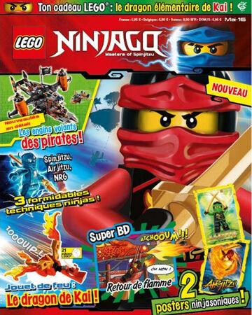 Ninjago - Saison 12