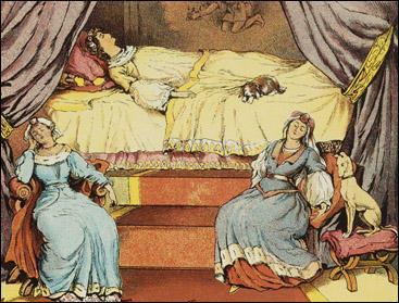 Quelle «Belle» dormit cent ans ?