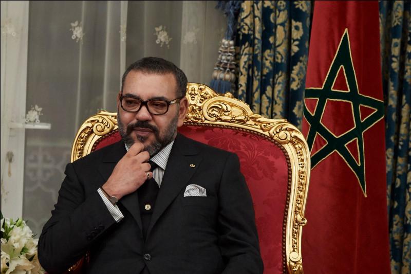 Qui est, depuis 21 ans en 2020, le roi du Maroc ?