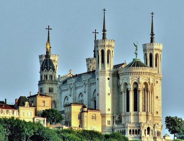 Les jolies basiliques de France