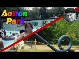 """Et la devise de l'ancien parc américain """"Action Park"""" ?"""