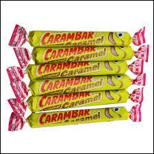 Quelle est la devise de Carambar ?