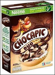 Quelle est la devise de la marque Chocapic ?