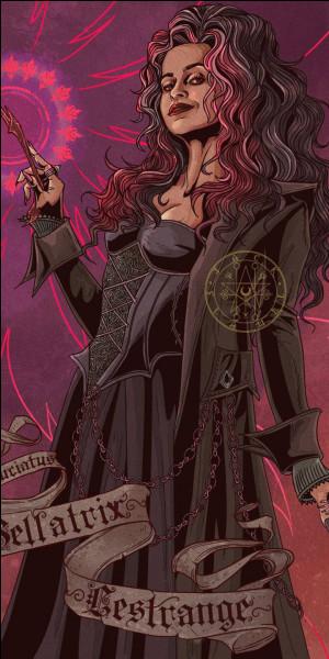 Quelle actrice joue Bellatrix Lestrange ?