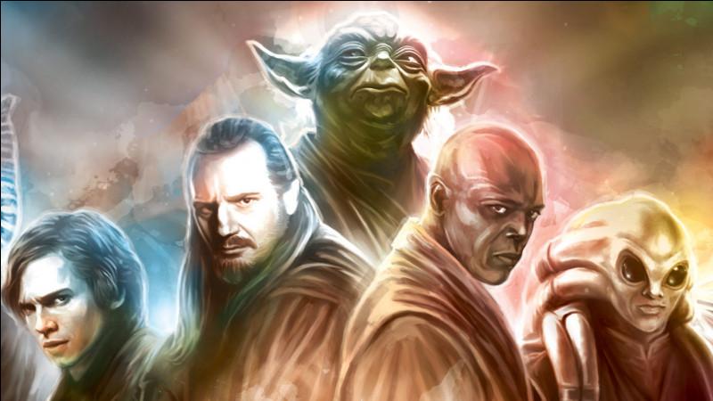 Qui est le maître de Luke ?