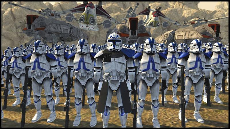 Quel est le numéro de l'ordre anti-Jedis (clones) ?