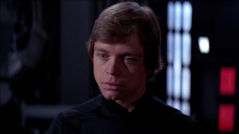 Que fait Luke du cadavre de son père ?