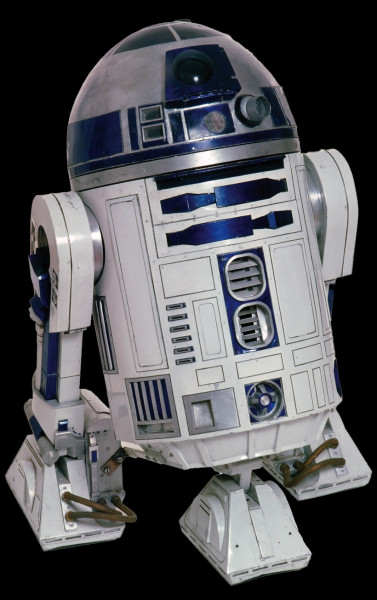 Qui est le fidèle compagnon de C-3PO ?