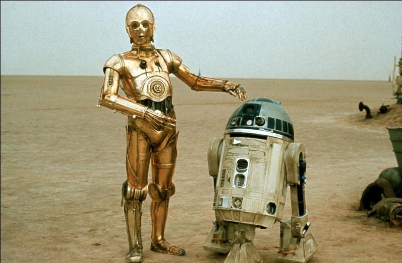 Comment se nomme le droïde qu'il a créé ?