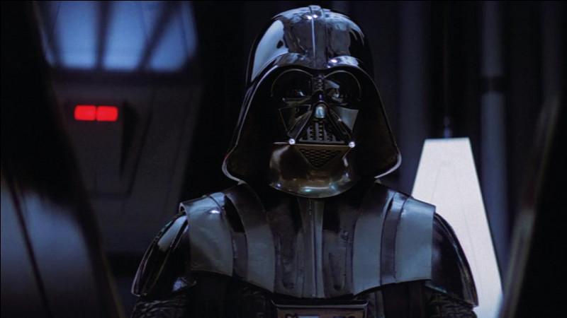 Quel est le nom sith d'Anakin ?