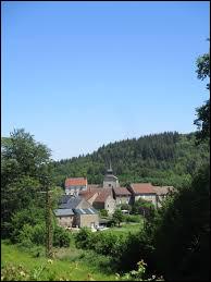 Commune Creusoise, Fransèches se situe dans l'ex région ...