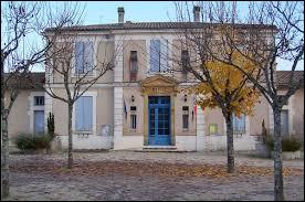 Commune néo-aquitaine, dans le Bazadais, Le Nizan se trouve dans le département ...