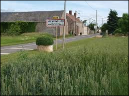 Ancienne commune Loir-et-Chérienne, Prénouvellon se situe en région ...