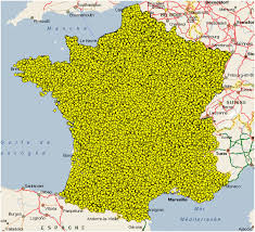 Saurez-vous situer ces communes ? (2152)