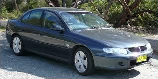 Filiale australienne disparue de General Motors, ce constructeur automobile vendait des modèles issus des autres filiales GM. Cette automobile porte le nom d'un ancien modèle Opel. Quel est son nom ?