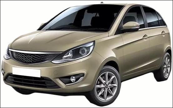 Quand on parle de constructeurs automobiles asiatiques, les constructeurs nippons et coréens viennent en premier et on oublie que l'Asie ne se résume pas qu'à la Chine, le Japon et la Corée du Sud parce que cette voiture est indienne. Quel est son nom ?