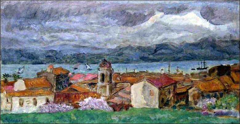 À qui appartient cette magnifique vue de Saint-Tropez ?