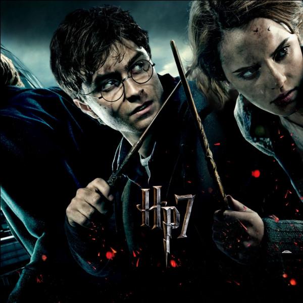Dans Harry Potter 7, Dumbledore a légué un ... à Harry