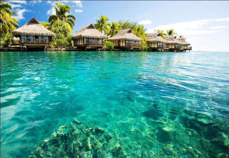 Depuis le réchauffement climatique combien d'îles habitées ont-elles été englouties ?