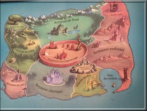Depuis que la malédiction a été rompue, comment se nomme le Royaume Endormi ?