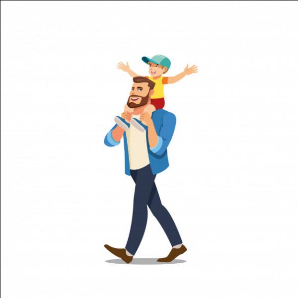 Un père et un fils ont à eux deux 36 ans. Sachant que le père a 30 ans de plus que le fils, quel âge a le fils ?