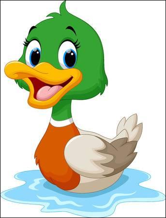 Deux canards se trouvent devant un canard, deux canards se trouvent derrière un canard et un canard est au milieu.Combien y a-t-il de canards en tout ?