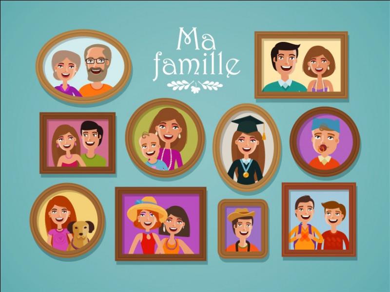 Quel est votre lien de parenté avec la femme du père du père du mari de votre mère ?