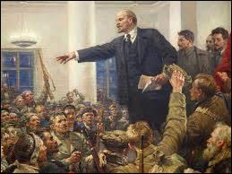 Bol comme Bolchévik : qui les bolchéviks poussaient-ils à une alliance pour mener à bien leur révolution ?