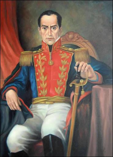 Bol comme Bolivar : quel était son prénom ?