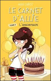 Dans le numéro 5, Allie se rend à l'anniversaire de Brittany Hauser et va au restaurant. Comment se nomme-t-il ?