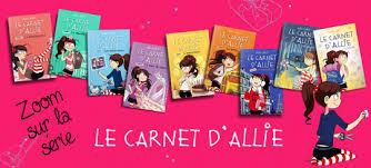 Es-tu une vraie lectrice des 'Carnets d'Allie' ?