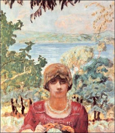 """Qui a peint """"La femme aux raisins"""" ?"""