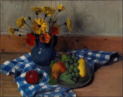 """Qui a peint """"Soleils, poires et raisins"""" ?"""