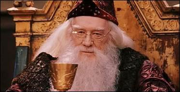 Quel acteur n'a jamais joué Albus Dumbledore (Harry Potter) ?