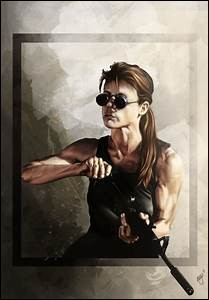 Quelle actrice n'a jamais joué Sarah Connor (Terminator) ?