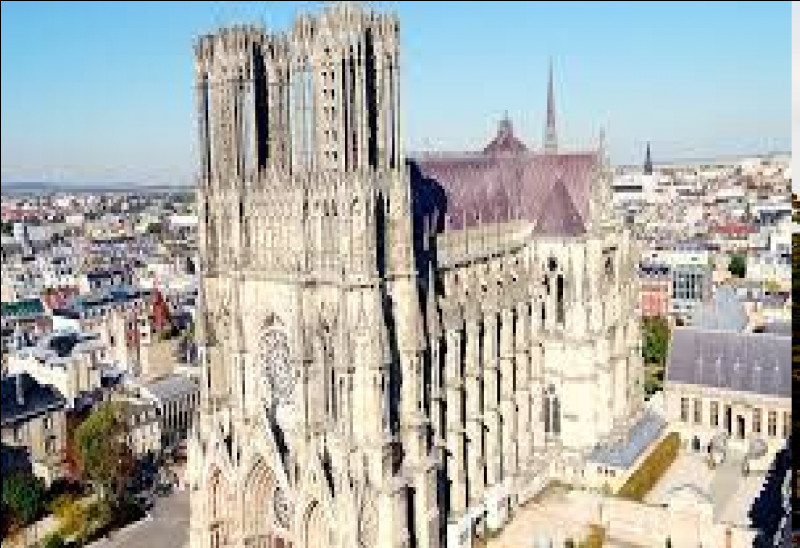 Quelle est cette cathédrale ?