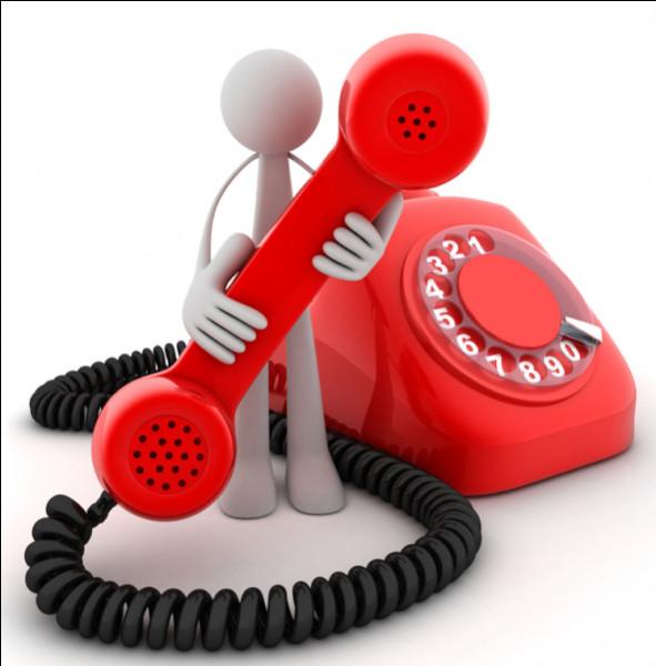 """Comment dit-on """"téléphone"""" en anglais ?"""