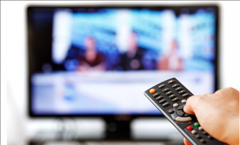 """Comment dit-on """"télévision"""" en anglais ?"""