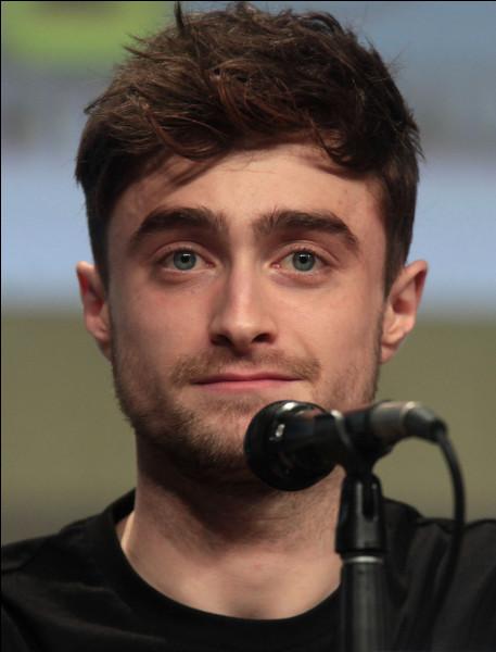 Les acteurs dans 'Harry Potter'