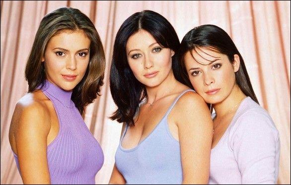 """La membre MarinaDance aime la série """"Charmed"""". De quelle famille y suit-on les aventures ?"""
