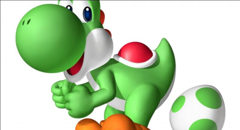 Un autre membre que j'aime beaucoup est Thrudon, qui aimait beaucoup les jeux vidéo plus jeune, et tout particulièrement un petit animal tout vert du monde de Mario :
