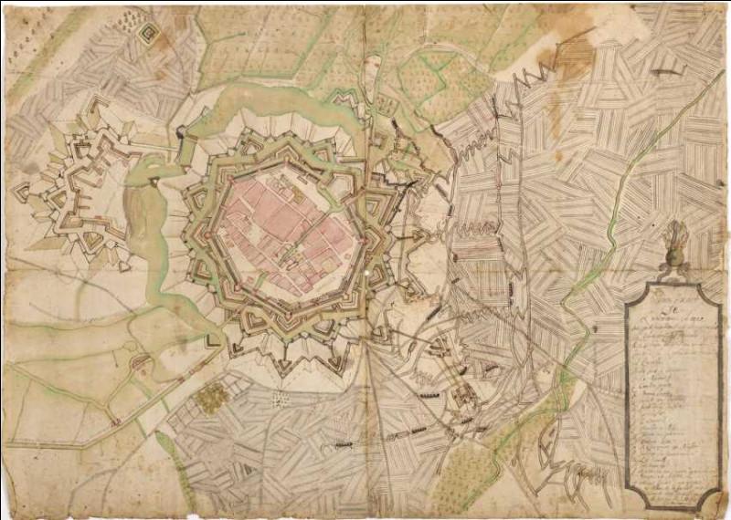 Vauban, élève moyen en géographie, croyant bâtir des châteaux en Espagne, a construit des forts en Allemagne : mais ça fait loin pour y aller, en ...