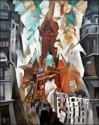 Quel artiste a réalisé de multiples peintures de notre tour Eiffel ?