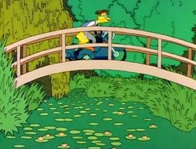 La France dans les Simpson