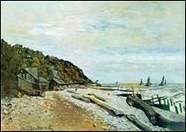 """Qui a peint """"Chantier naval près de Honfleur"""" ?"""
