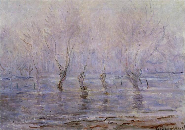 Voyageons, voyageons avec Monet !