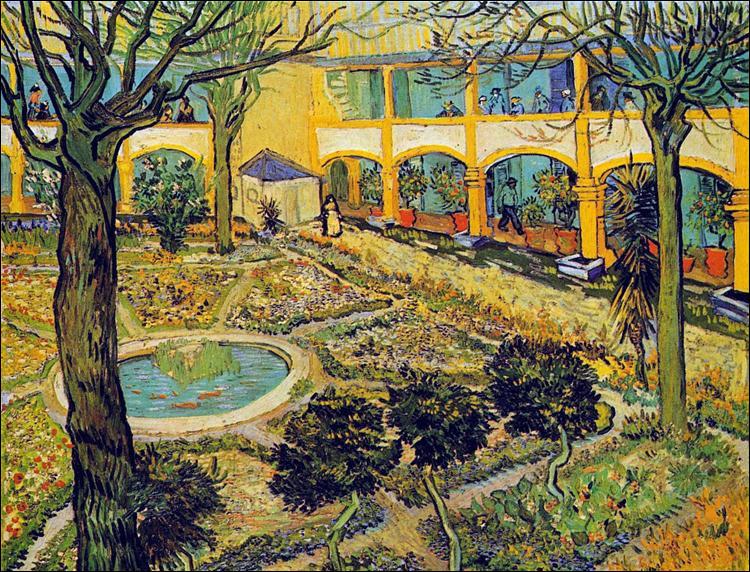 Retrouvez le titre de ce tableau de van Gogh !