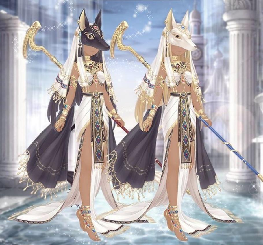 La mythologie égyptienne en charades