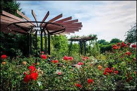 Ce parc a été créé à l'occasion des Floralies de 1971.