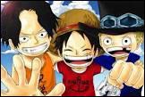Pourquoi Ace et Sabo veulent-il tuer Luffy ?